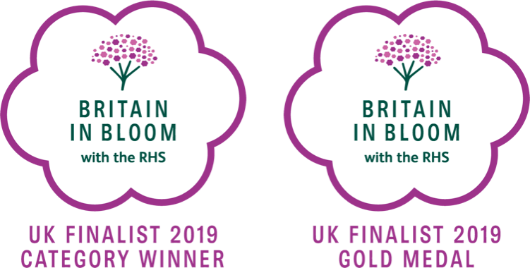 Britain in Bloom UK Finalist 2019